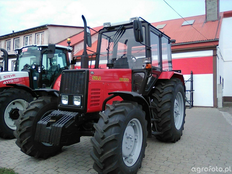 Belarus 920.2 Dane techniczne