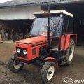 Zetor 5011 Dane techniczne