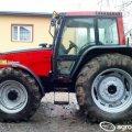 Valmet 6400 (2000-2003) Dane techniczne