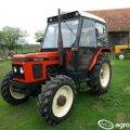 Zetor 5245 1987-1993 Dane techniczne