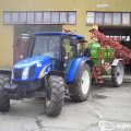 New Holland T5050 Dane techniczne