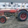 Zetor 5511 Dane techniczne