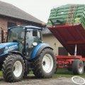 New Holland T4.95 Dane techniczne