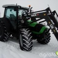 Deutz-Fahr Agrofarm GS 430 Dane techniczne