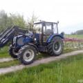 Farmtrac 675 DT Dane techniczne