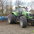 Deutz-Fahr Agrotron 260 MK3 Dane techniczne