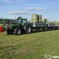 Deutz-Fahr Agrofarm GS 410 Dane techniczne