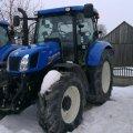New Holland T6.150 Dane techniczne