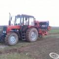 Belarus 952 Dane techniczne