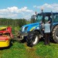 New Holland T5070 Dane techniczne
