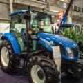 New Holland T4.55 (2015-) PowerStar Dane techniczne