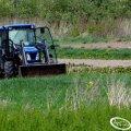 New Holland T4040 SuperSteer Dane techniczne
