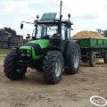 Deutz-Fahr Agrofarm 85 Dane techniczne