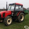 Zetor 5340 2000-2007 Dane techniczne