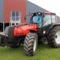 Valmet 8450 (1995-2001) Dane techniczne
