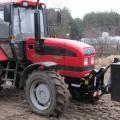 Belarus 1025.3 Dane techniczne