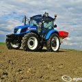 New Holland T4.75 (2012-2014) PowerStar Dane techniczne