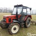 Zetor 5245 1984-1987 Dane techniczne