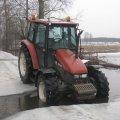 New Holland L85 Dane techniczne