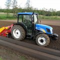 New Holland T4020 SuperSteer Dane techniczne