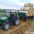 Deutz-Fahr Agrofarm G 410 Dane techniczne
