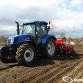 New Holland T6.140 Dane techniczne
