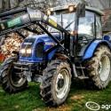 Farmtrac 70 4WD Dane techniczne