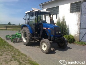 Farmtrac 70 Dane techniczne