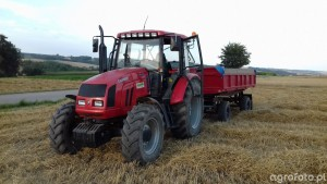 Farmer F-8244 JUMZ Dane techniczne