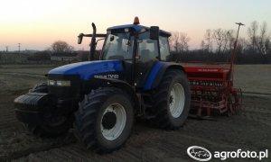 New Holland TM165 Dane techniczne