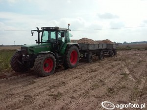 Fendt Farmer 312 (1993-2000) Dane techniczne