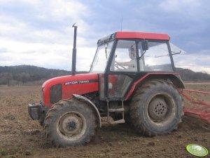 Zetor 7340 2000-2007 Dane techniczne