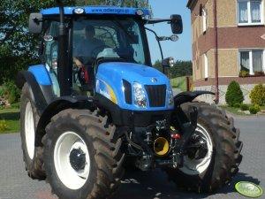 New Holland T6030 Plus Dane techniczne
