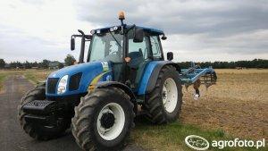 New Holland T5060 Dane techniczne