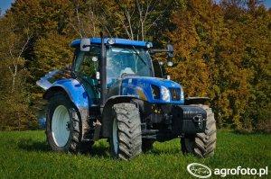 New Holland T6030 Elite Dane techniczne