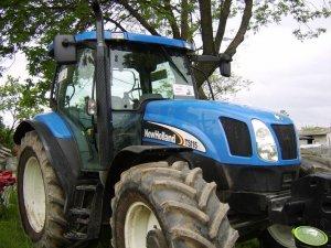 New Holland TS115A Plus Dane techniczne