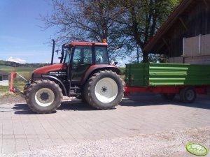 New Holland TS110 Dane techniczne