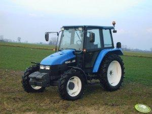New Holland L60 Dane techniczne