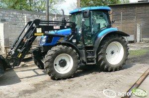 New Holland TS100A Plus Dane techniczne