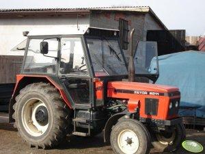 Zetor 6211 1987-1993 Dane techniczne