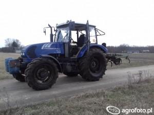 Farmtrac 685DT Dane techniczne