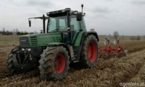 Fendt Farmer 311 (1993-2000) Dane techniczne
