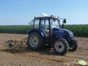 Farmtrac 665DT Dane techniczne