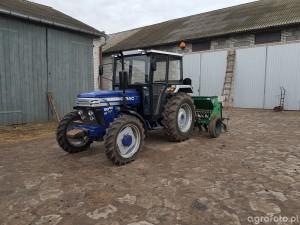 Farmtrac 6050 HERITAGE Dane techniczne