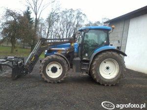 New Holland TS125A Plus Dane techniczne