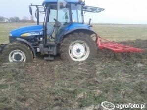 New Holland TD5010 Dane techniczne