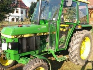 John Deere 1350 Dane techniczne