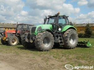 Deutz-Fahr Agrotron 205 MK3 Dane techniczne