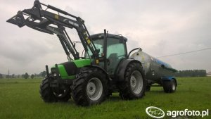 Deutz-Fahr Agrofarm 420 Dane techniczne