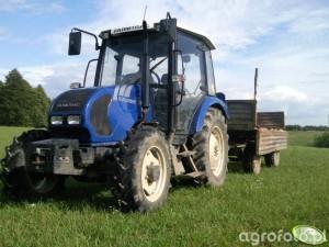 Farmtrac 555DT Dane techniczne